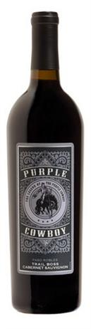 Purple Cowboy Cabernet Sauvignon Trail Boss